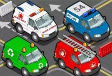 玛莎拉蒂挡救护车,到底该怎么罚?